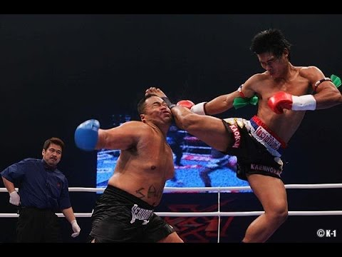 muaytahi vs kick boxing