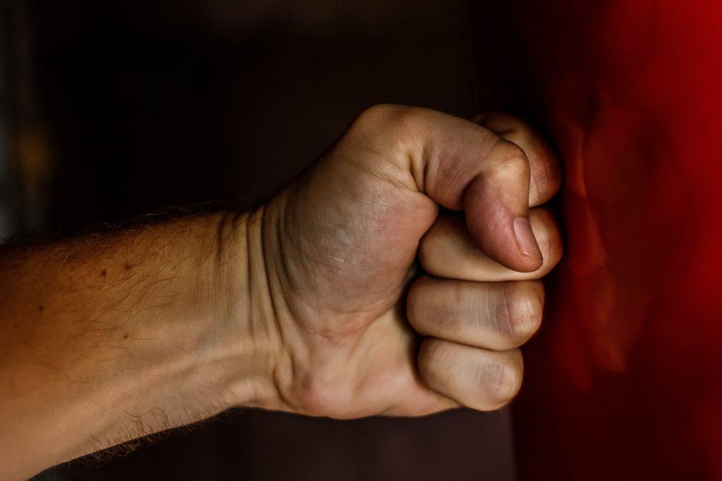 Muay Thai Hand Wrap Protection